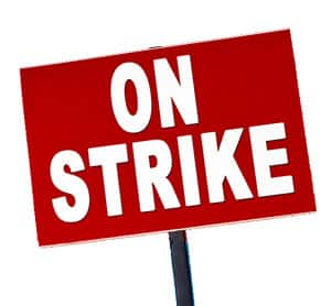 driving examiners set to strike
